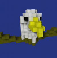 BlockArt Eagle