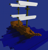 iPhone 3 d Ship
